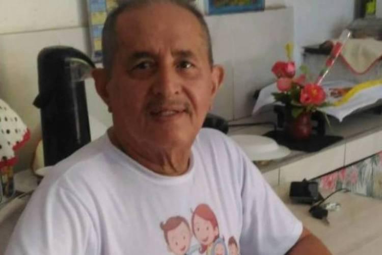 Neuriane Gurgel Leite, de 70 anos, tem quadro grave de Covid-19 e família entrou na Justiça para reivindicar leito de UTI  (Foto: acervo pessoal)