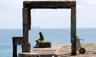 FORTALEZA, CE, BRASIL, 26.05.2020: imagens da comunidade do Poço da Draga que comemora hoje 114 anos.  (Fotos: Fabio Lima/O POVO)