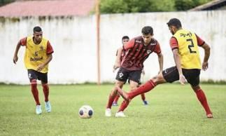 Atlético-CE pretende usar a primeira semana de junho para exames e voltar a treinar em 8 de junho