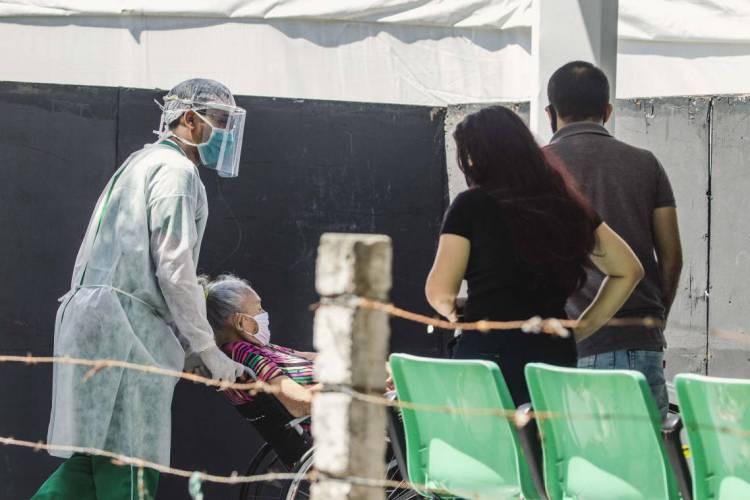 O epicentro da epidemia de coronavírus no Ceará, é Fortaleza  (Foto: Aurelio Alves/O POVO)