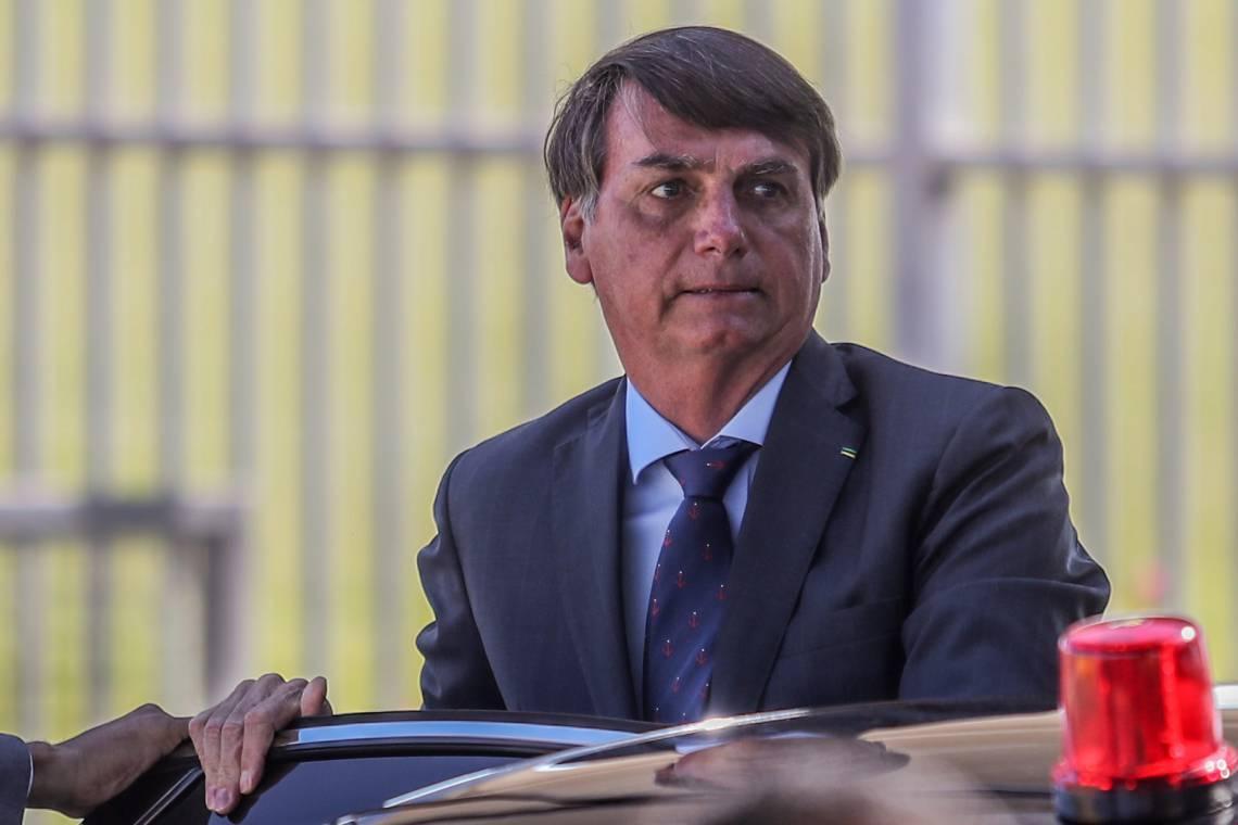 Jair Bolsonaro  (Foto: GABRIELA BILO/AE)
