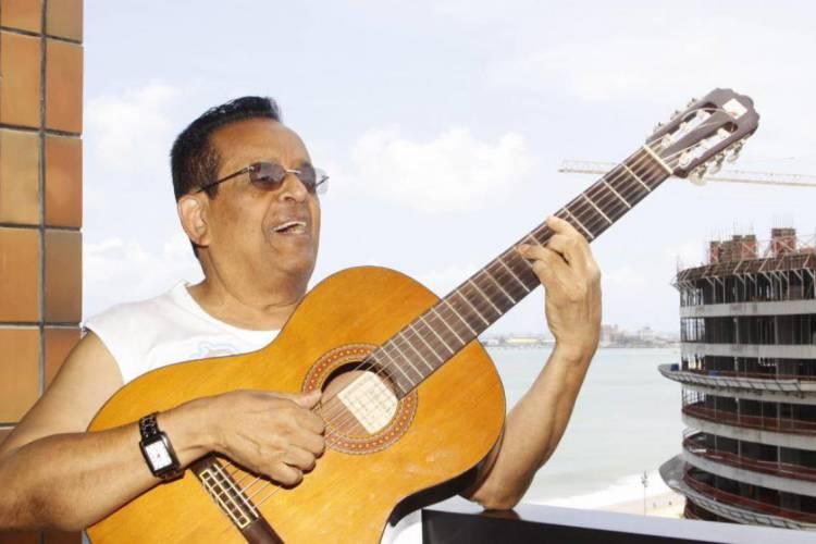 Evaldo é um dos grandes nomes do cancioneiro popular brasileiro (Foto:  Kléber A. Gonçalves, em 10/02/2011)