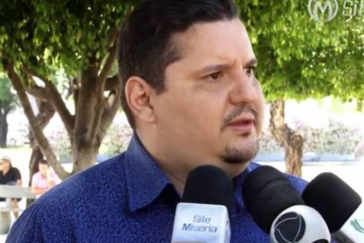 Banido esporte pela 1ª comissão do TJDF, Lúcio Barão recorreu ao Pleno (Foto: Reprodução / Youtube / Site Miséria)