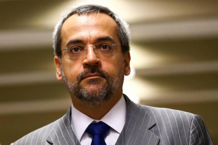 Abraham Weintraub anunciou saída do comando do Ministério da Educação nesta quinta-feira, 18 (Foto: Marcelo Camargo/Agência Brasil)