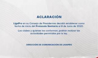 Entidade publicou declaração em suas redes sociais e site oficial