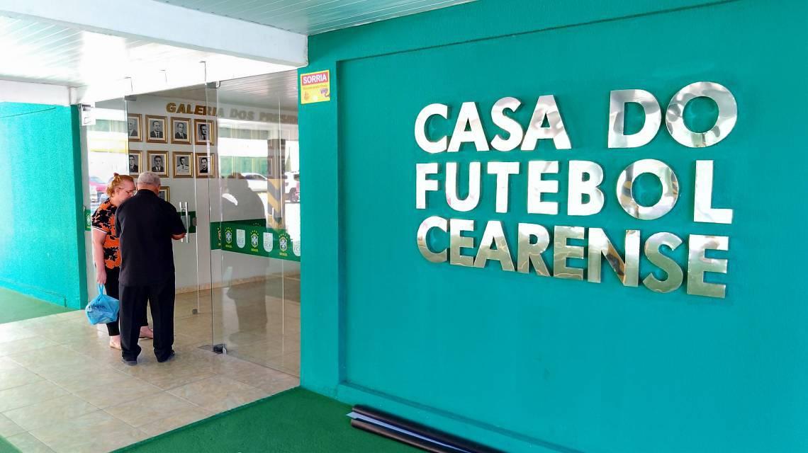 Sede da Federação Cearense de Futebol