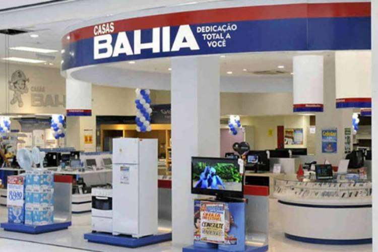 A Via Varejo é controladora das marcas Casas Bahia e Ponto :> (Foto: Divulgação)