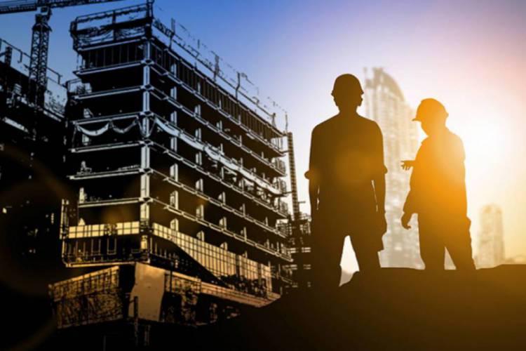 O setor de construção civil retomou as atividades em Fortaleza há um mês (Foto: Agência Brasil)