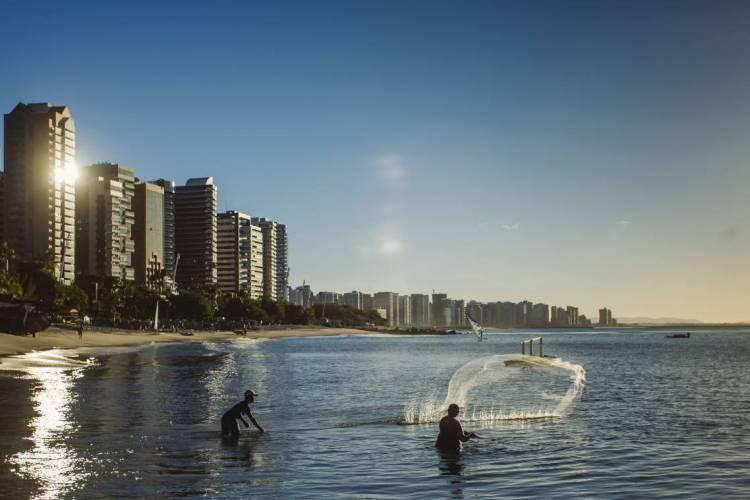 Ceará é um dos lugares com forte potencial turístico (Foto: Aurelio Alves/O POVO)