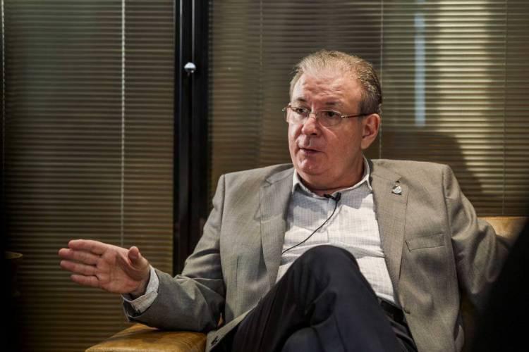 A posse de Ricardo Cavalcante, presidente da FIEC, como presidente da Associação Nordeste Forte, será às 19 horas em Brasília (Foto: Aurelio Alves/O POVO)