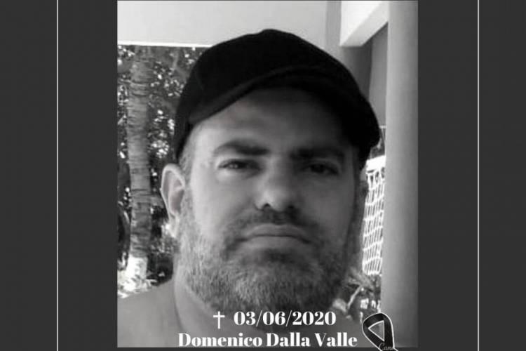 Domenico Dalla morreu nesta quarta-feira, 3 (Foto: Divulgação/Sindicato dos Servidores do Sistema Penitenciário do Ceará)
