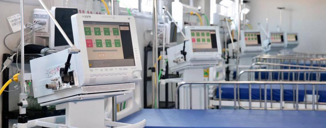 Todos os hospitais contemplados com a verba são administrados pela Prefeitura (Foto: Divulgação/Prefeitura de Fortaeza)