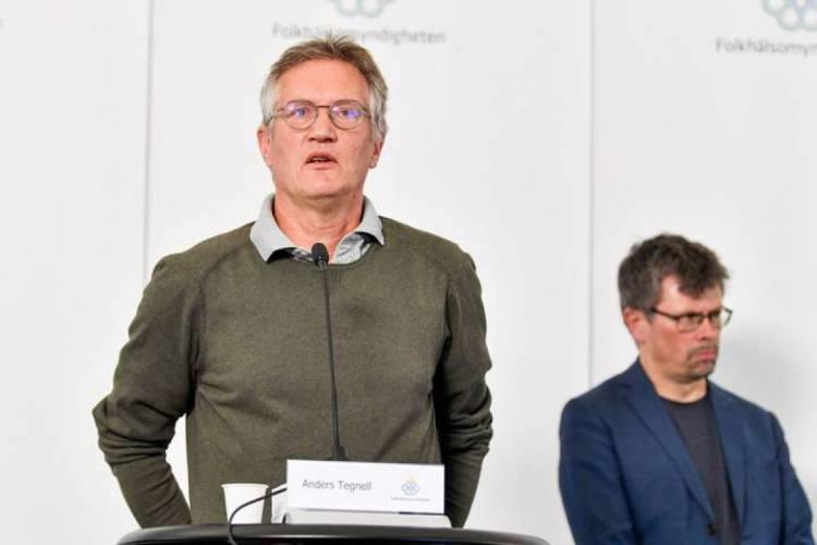 A decisão da Suécia de não impôr um bloqueio rígido em resposta à pandemia resultou em mais mortes do que esperado (Foto:  LEHTIKUVA/AFP)