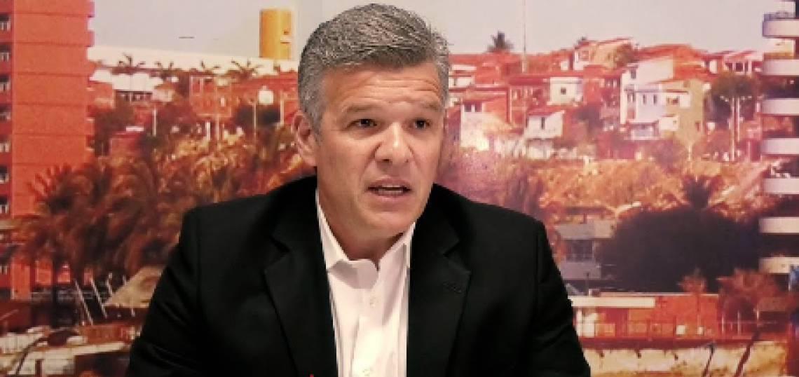 Ferruccio Feitosa, ex-titular da SER 2