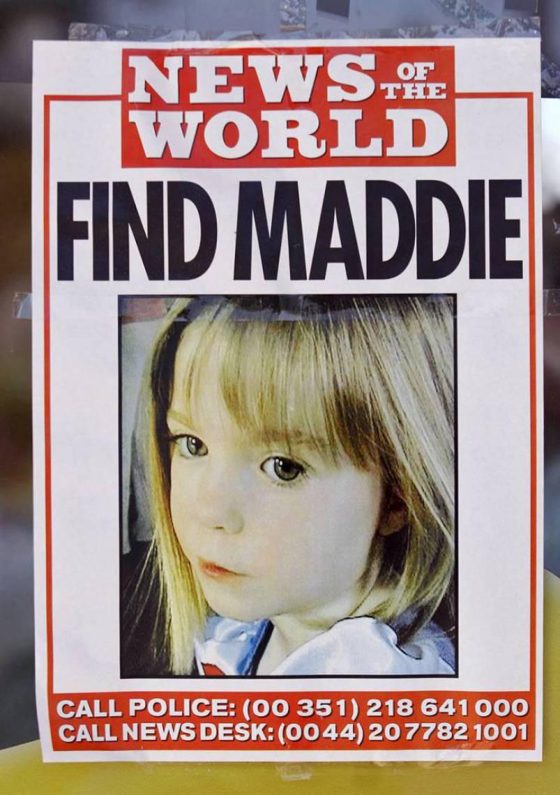 Quando a menina desapareceu, houve comoção mundial para que fosse encontrada