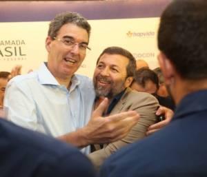 Geraldo Luciano e Élcio Batista: nomes já causam burburinho no meio empresarial