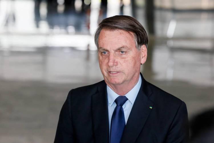 Presidente Jair Bolsonaro (Foto: Isac Nobrega / PR)