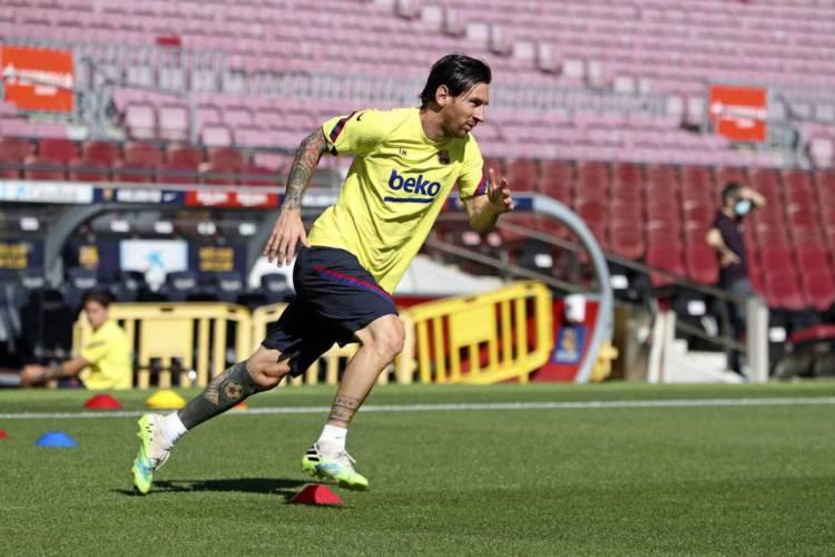 Messi pode deixar o Barcelona após o final da temporada 2020/2021 (Foto: Miguel Ruiz / FC Barcelona)