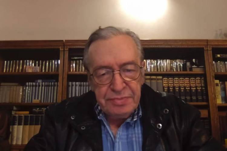 Ex-guru de Bolsonaro publicou vídeo criticando o governo  (Foto: Reprodução/YouTube)