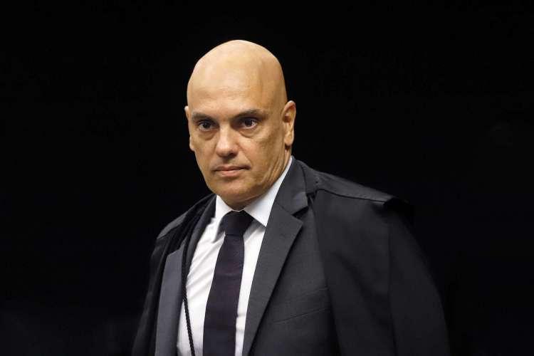 Recém empossado no TSE, o ministro Alexandre de Moraes pediu vistas no processo que pede cassação da chapa Bolsonaro/Mourão (Foto: Nelson Jr. / SCO / STF)