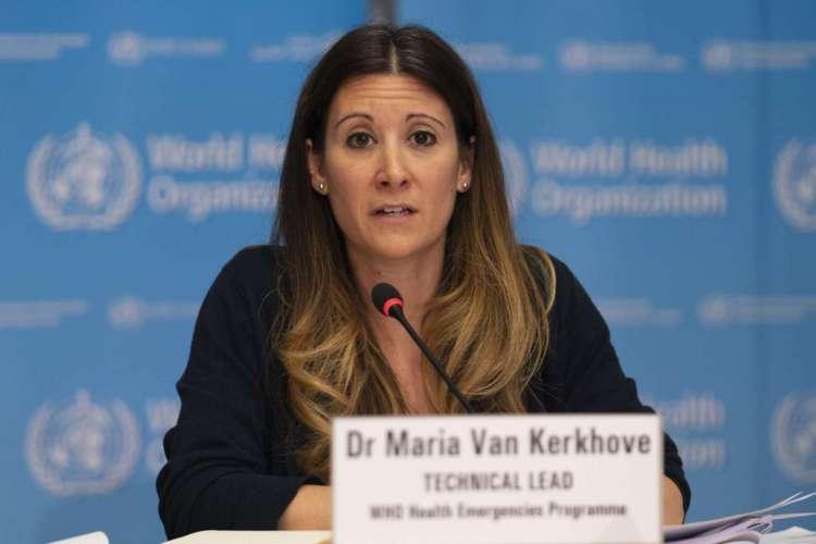 Maria van Kerkhove voltou a falar sobre a questão dos assintomáticos para esclarecer dados sobre a transmissão de Covid-19 (Foto: Christopher Black / OMS)