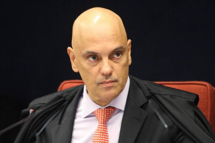 Alexandre de Moraes, ministro do STF (Foto: Nelson Jr. / SCO / STF)