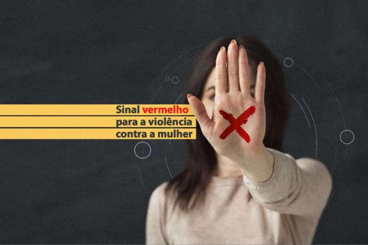 Violência contra Mulher (Foto: Violência contra Mulher)