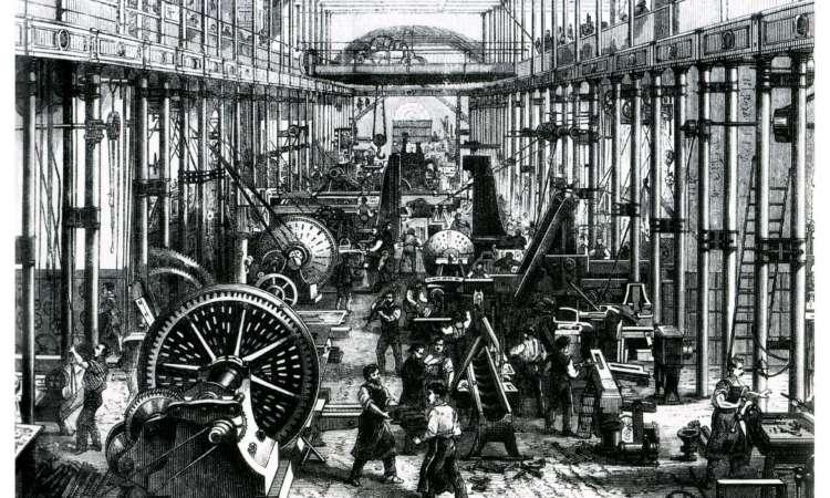Após a Revolução Industrial, o proletariado se consolidou enquanto classe