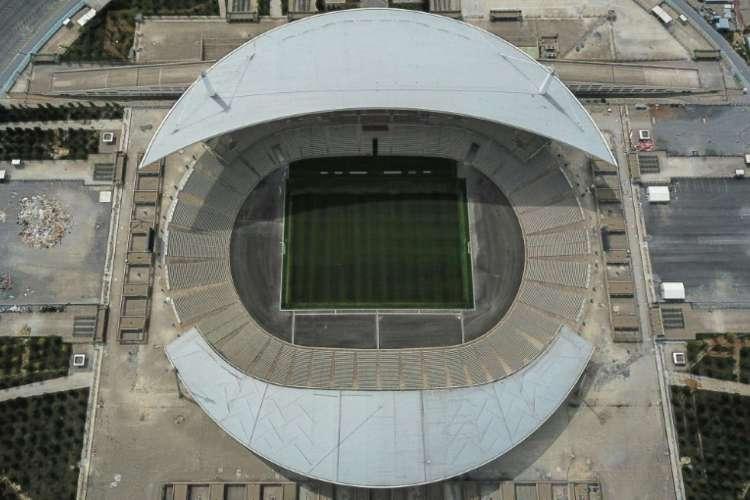 Estádio Olímpico Atatürk estaria pronto para sediar a final da Champions  (Foto: AFP)