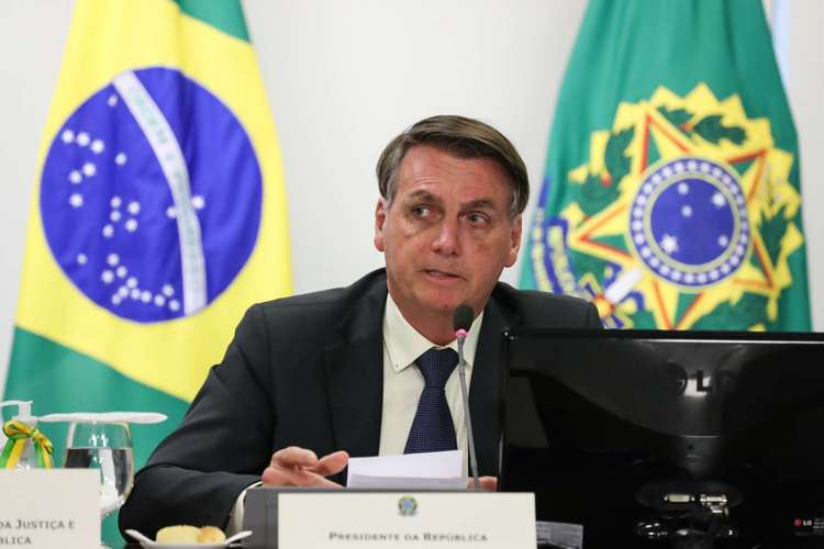 Bolsonaro recuou após o Congresso devolver a Medida Provisória, que precisava ser aprovada nas duas Casas (Foto: Marcos Corrêa / PR)