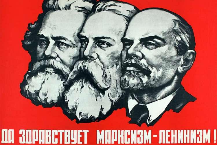 A teoria desenvolvida por Marx e Engels é chamada socialismo e comunismo científico, também conhecida por marxismo (Foto: Reprodução)