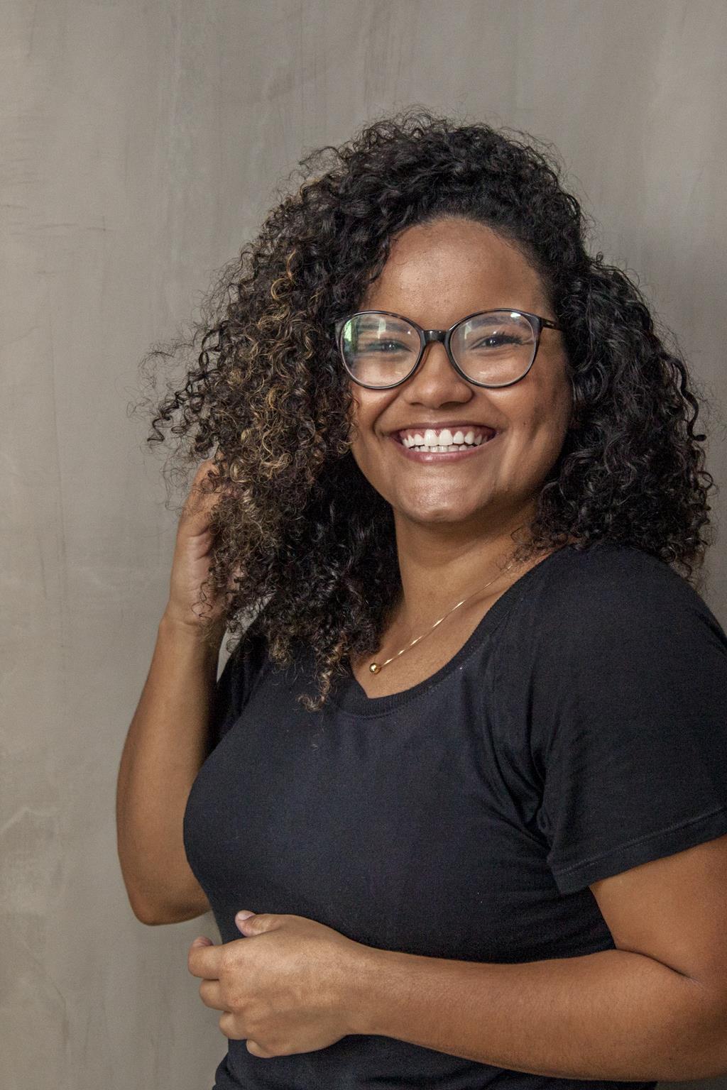Laura Barbosa decidiu empreender pela vontade de colocar a própria identidade num produto