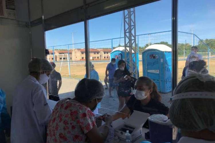 O município de Juazeiro do Norte registra 825 casos da doença, segundo o IntegraSUS (Foto: Divulgação/Prefeitura de Juazeiro do Norte)