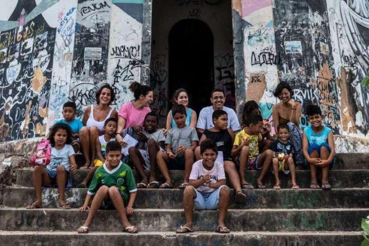 ONG faz campanha virtual para arrecadar alimentos; 40 famílias do Serviluz devem ser beneficiadas  (Foto:  Davi Pinheiro)