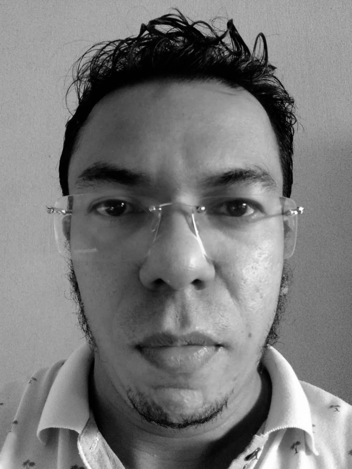 Paulo Ferreira  Geógrafo e professor da rede municipal de educação de Fortaleza