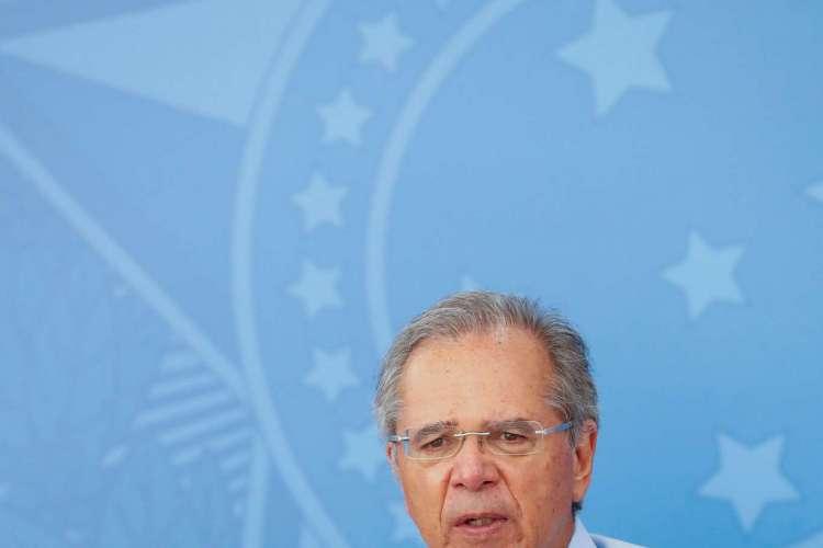 Ministro da Economia, Paulo Guedes. (Foto: Alan Santos/PR)