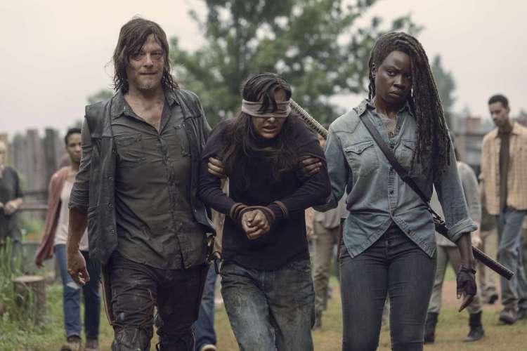 The Walking Dead chega ao fim em 2022 (Foto: Jackson Lee Davis/AMC/Divulgação)