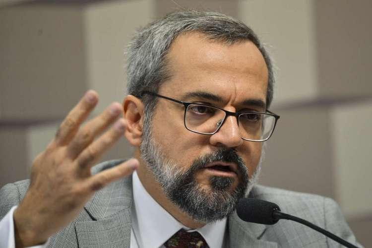 União terá que pagar R$ 50 mil de indenização por fala de Weintraub sobre plantação de maconha em universidades federais (Foto: Marcelo Camargo/Agência Brasil)