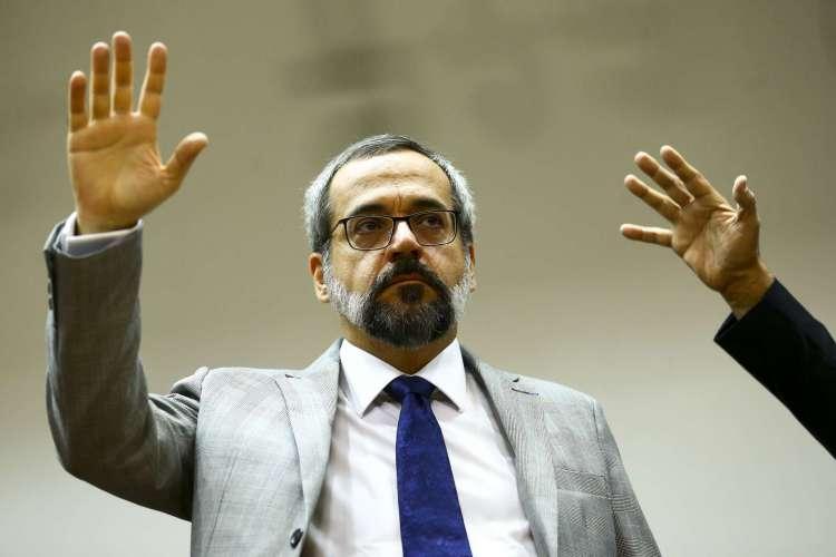 Abraham Weintraub deixou o Ministério da Educação em junho (Foto: Marcelo Camargo/Agência Brasil)