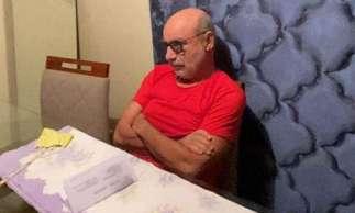 São Paulo SP 18 06 2020  Fabricio Queiroz ex assessor e ex motorista do senador flavio Bolsonaro é preso em um sítio no interiode São Paulo foto Policia Civil