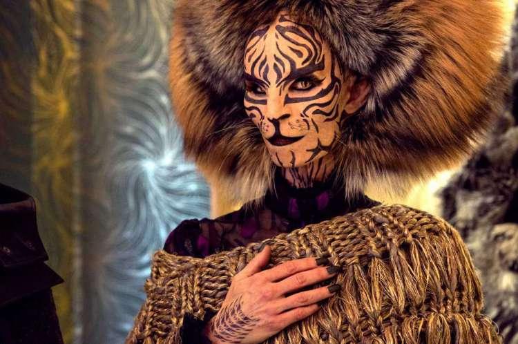 Tigris, que tem aparição nas primeiras franquias da saga, marca presença no novo livro