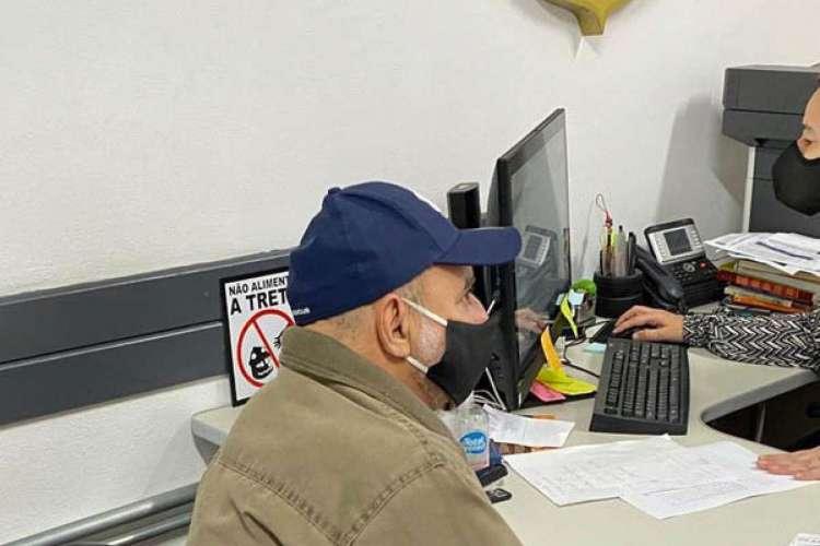 São Paulo SP 18 06 2020  Fabricio Queiroz ex assessor e ex motorista do senador flavio Bolsonaro é preso em um sítio no interiode São Paulo foto Policia Civil (Foto: foto Policia Civil)