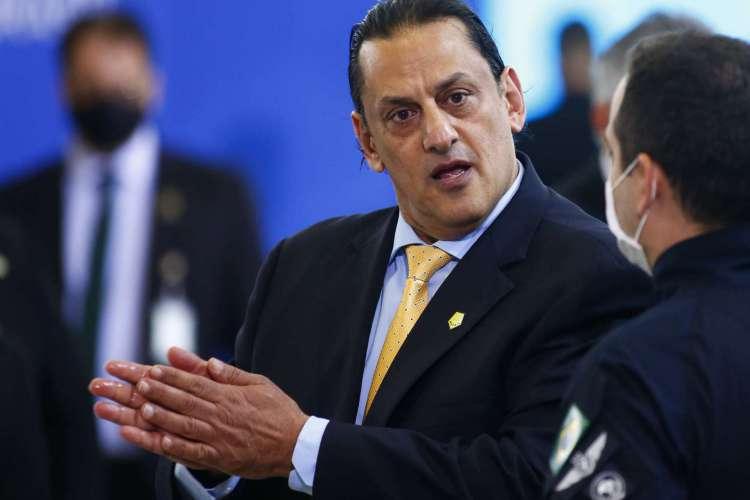 Frederick Wassef é advogado do presidente da República, Jair Bolsonaro (Foto: AFP)