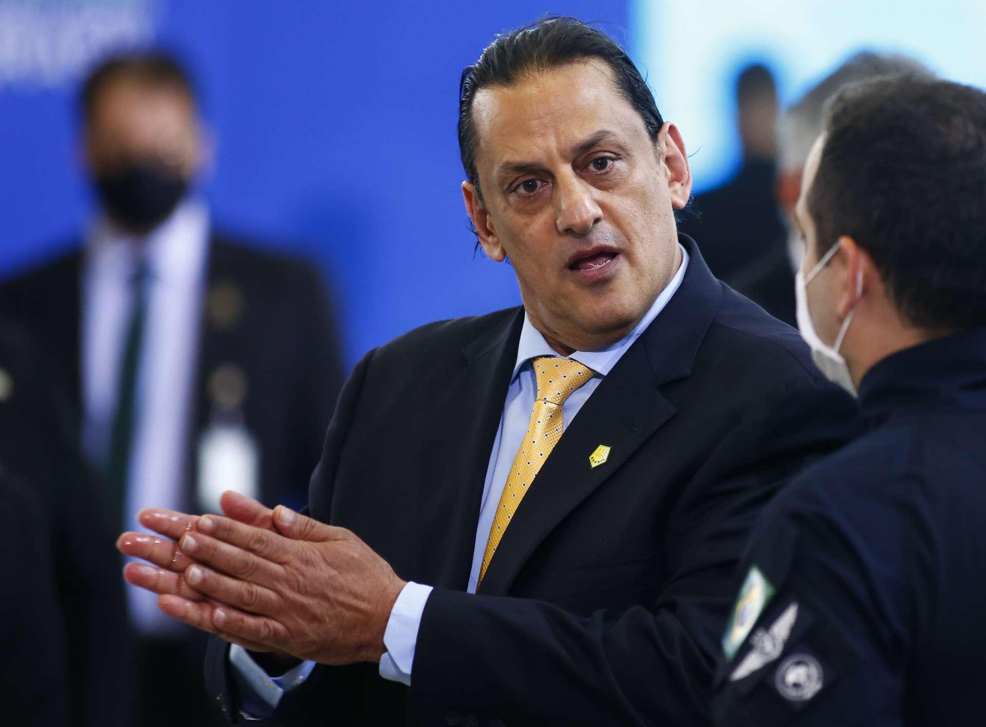 Frederick Wassef é advogado do presidente da República, Jair Bolsonaro