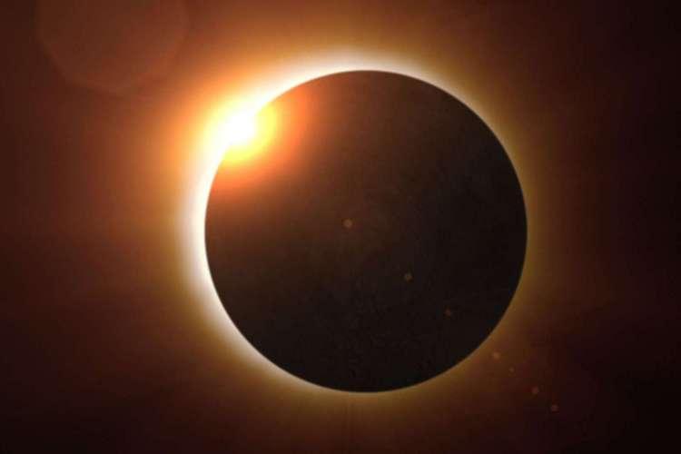 O eclipse solar poderá ser visto por meio de transmissões ao vivo (Foto: Divulgação)