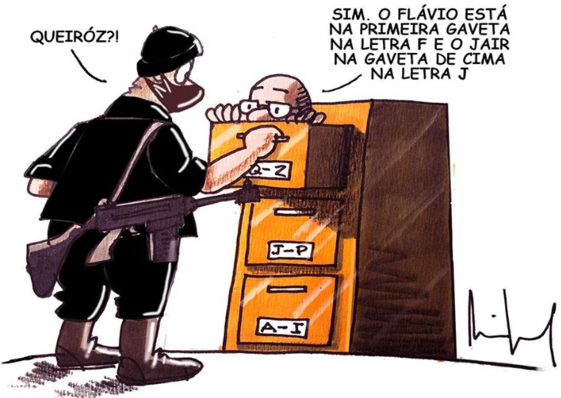 TRIBUNA DA INTERNET | Em depoimento, Queiroz diz desconhecer ...