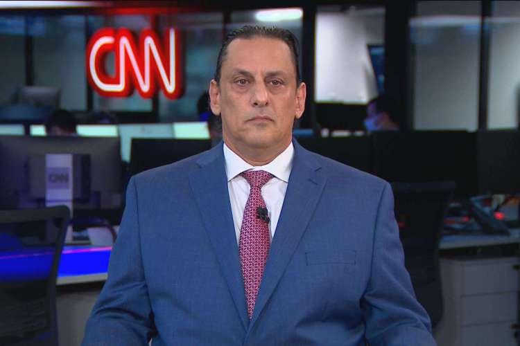 Advogado Frederick Wassef diz em entrevista à CNN que deixa defesa de Flávio Bolsonaro (Foto: Reprodução/ CNN)