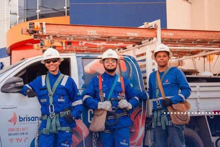 Brisanet tem sede no município cearense de Pereiro e conta, atualmente, com 6.000 funcionários (Foto: DIVULGAÇÃO)