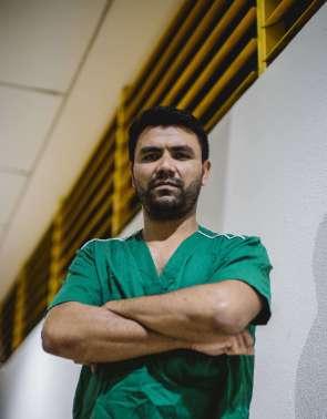 FORTALEZA, CE, BRASIL, 23-6-2020: Ramon Rawache, cirurgião geral. Médicos e médicas Coletivo Rebento. (Foto: Aurelio Alves/O POVO)
