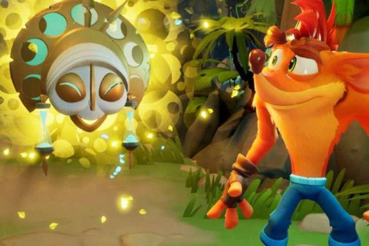 Crash Bandicoot 4: It's About Time chegará ao PS4 e Xbox One no dia 2 de outubro de 2020 (Foto: Reprodução)